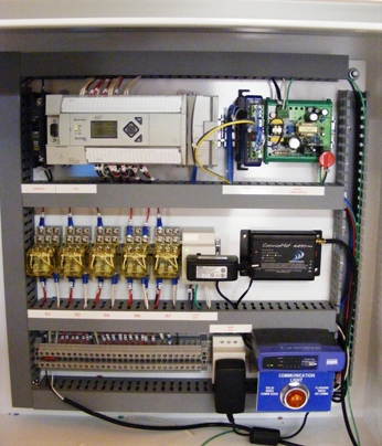 Custom Water Control Panels